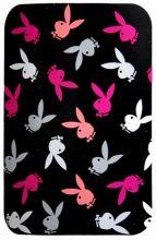 """Playboy Fleecedecke """"Funny Bunny"""""""