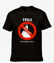 Dampfer T-Shirt TPD2 Größe S