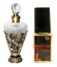 Eau De Parfum Patchouli Scent of Orient 25ml und Parfumflakon