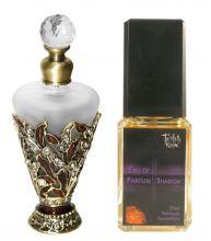 Eau De Parfum Patchouli Shadow 25ml und Parfumflakon leer