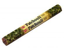 HEM Räucherstäbchen Patchouli 20g Hexa Packung  Ca. 20 Incence Sticks