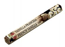 HEM Räucherstäbchen French Vanilla 20g Hexa Packung  Ca. 20 Incence Sticks