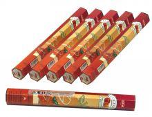 HEM Räucherstäbchen Sparset. 6 Packungen ca. 120 Sticks Tangerine