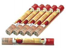 HEM Räucherstäbchen Sparset. 6 Packungen ca. 120 Sticks Red Apple