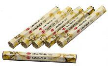 HEM Räucherstäbchen Sparset. 6 Packungen ca. 120 Sticks Magnolia