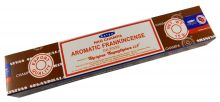 Räucherstäbchen Aromatic Frankincense von Satya 15g Packung. Ca. 15 Incence Sticks