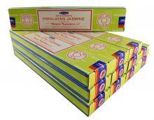 Satya Räucherstäbchen Himalayan Jasmine 12 Packs a 15g