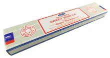 Satya Räucherstäbchen Sweet Vanilla 12 Packs a 15g