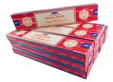 Satya Räucherstäbchen Indian Rose 12 Packs a 15g