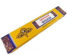 Räucherstäbchen Spiritual Wisdom 15g Packung. Ca. 15 Incence Sticks