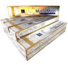 Räucherstäbchen Balaji Mystic Moon Big Pack 12 Packungen a 15g. Ca. 180 Incence Sticks