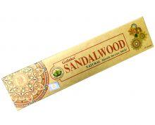Räucherstäbchen Goloka Sandalwood Natural