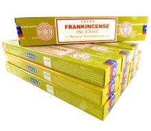 Satya Räucherstäbchen Frankincense 12 Packs a 15g