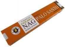 Räucherstäbchen Golden Nag Palo Santo von Vijayshree 15g Packung. Ca. 15 Incence Sticks