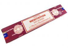 Räucherstäbchen Meditation von Satya 15g Packung. Ca. 15 Incence Sticks