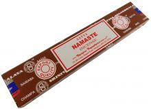 Räucherstäbchen Namaste von Satya 15g Packung. Ca. 15 Incence Sticks